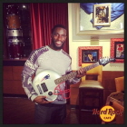 Hard Rock Cafe  Boston - Comcast Sportsnet with Kyle Arrington