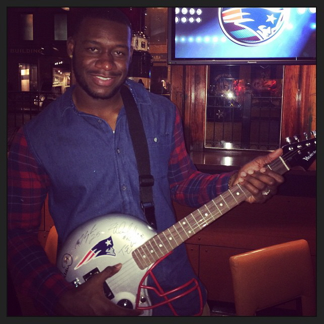 Hard Rock Cafe  Boston - Comcast Sportsnet with Tim Wright